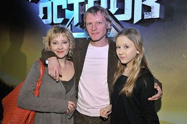 Дочь Алексея Серебрякова – Дарья фото