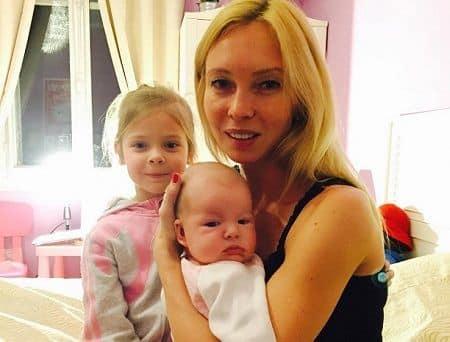Дочь Алексея Ягудина – Мишель Ягудина фото