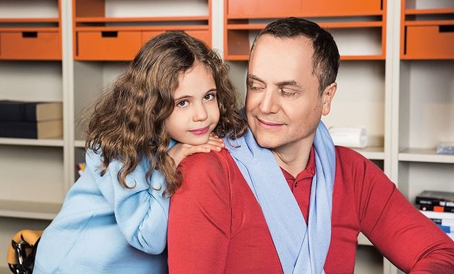 Дочь Андрея Соколова – Соня Соколова фото