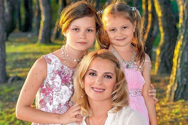 Дочь Марии Порошиной – Аграфена Древнова фото