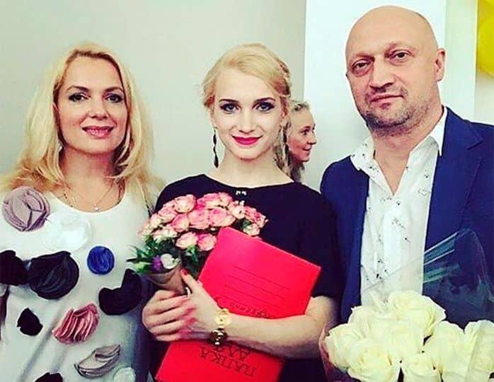 Дочь Марии Порошиной — Полина Куценко фото