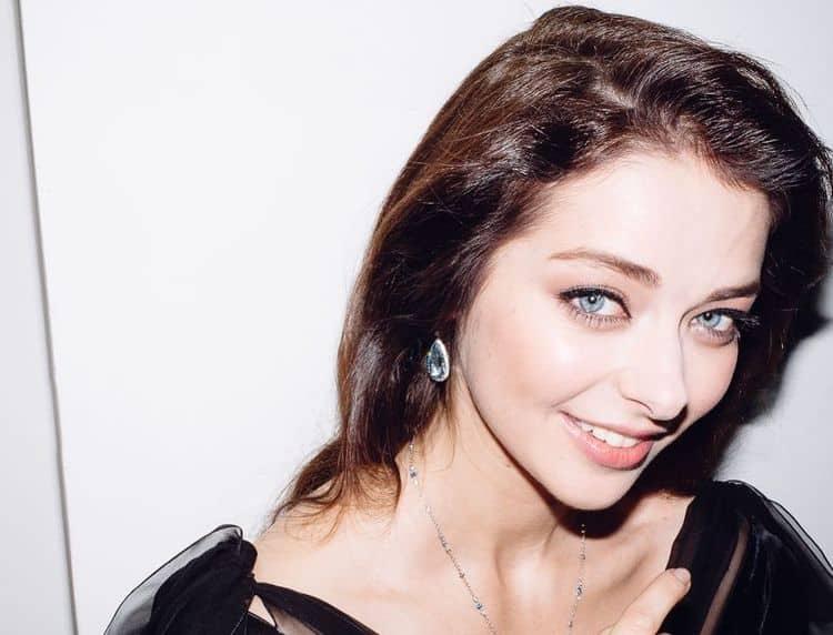 Дочь Марины Александровой (актриса) – Екатерина фото