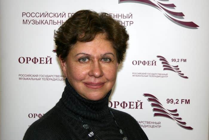 Дочь Олега Ефремова – Анастасия Ефремова фото
