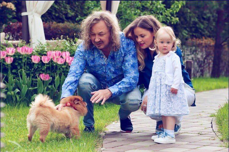 Дочь Юлии Проскуряковой фото