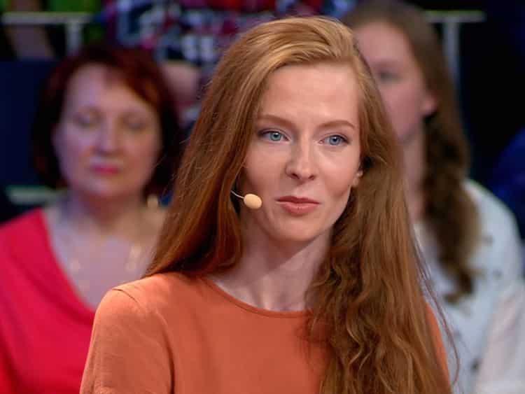 Дочь Жени Белоусова – Кристина Белоусова фото