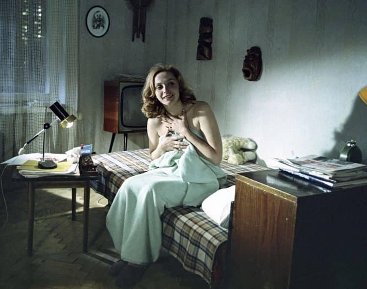 Фото Ирины Купченко в журнале Максим