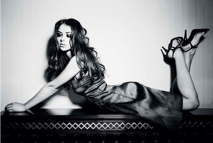 Фото Марины Александровой (актриса) в журнале Максим