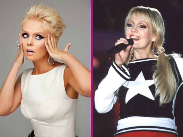 Фото Валерии (певица) до и после пластики