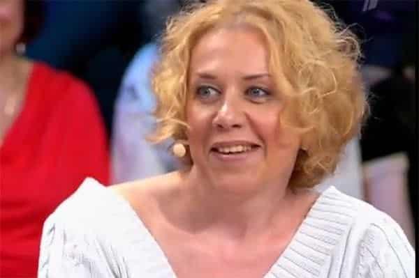 Гражданская жена Жени Белоусова – Оксана Шидловская фото