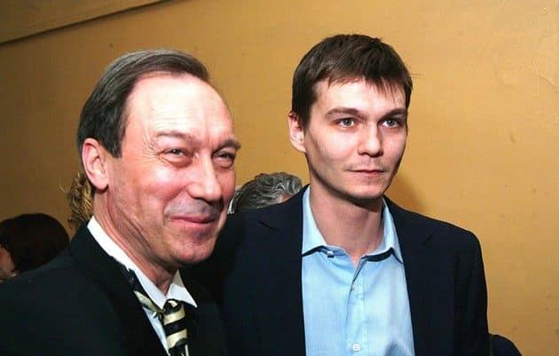 Инстаграм и Википедия Олега Янковского фото