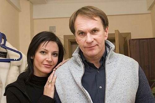Муж Лидии Вележевой – Алексей Гуськов фото