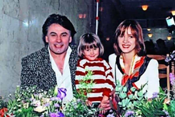 Семья Александра Серова фото