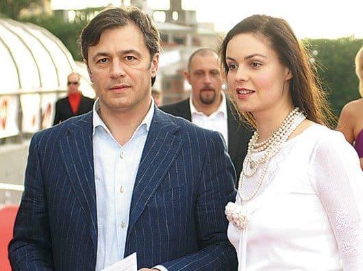 Семья Екатерины Андреевой фото