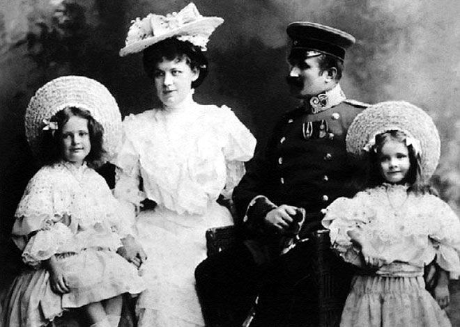 Семья Марлен Дитрих фото