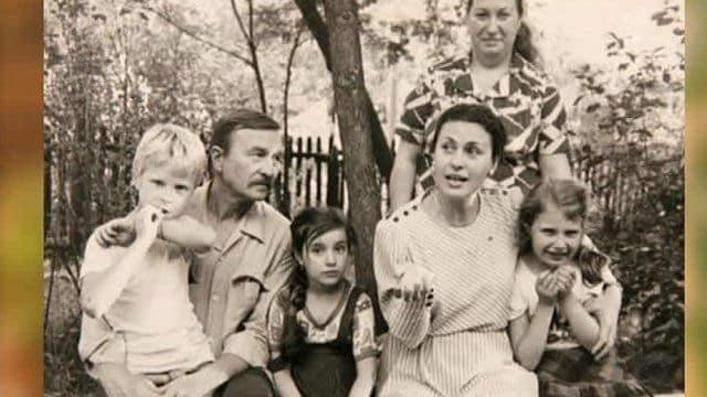 Семья Валентины Толкуновой фото