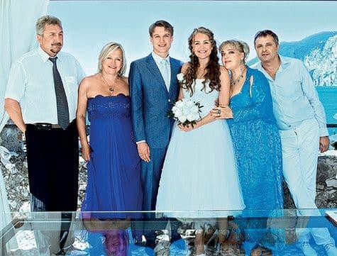 Семья и дети Анатолия Руденко фото