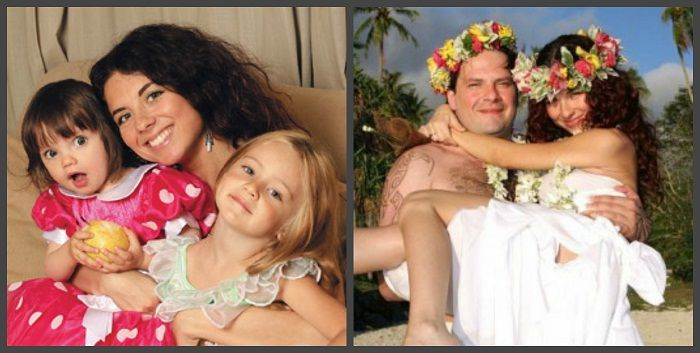 Семья и дети Анны Плетневой фото
