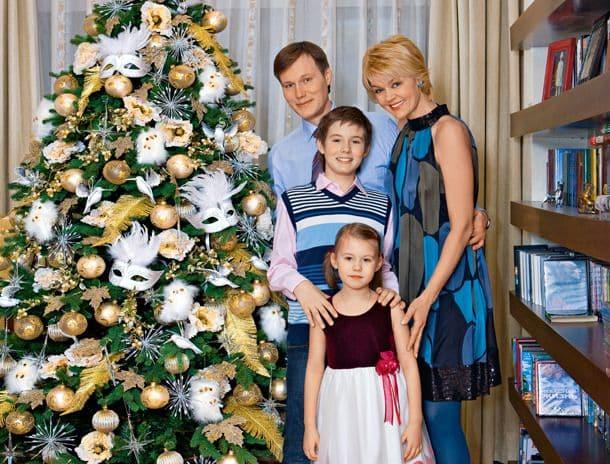 Семья и дети Игоря Гордина фото