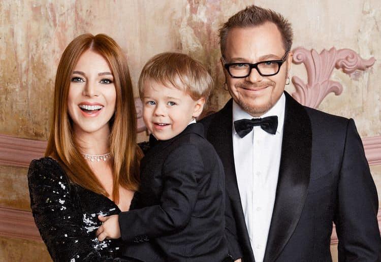 Семья и дети Натальи Подольской фото