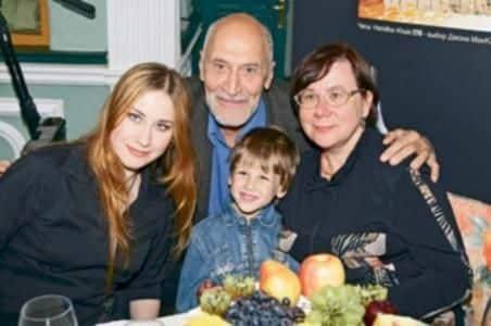 Семья и дети Николая Дроздова фото