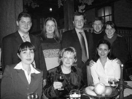 Семья и дети Вероники Скворцовой фото
