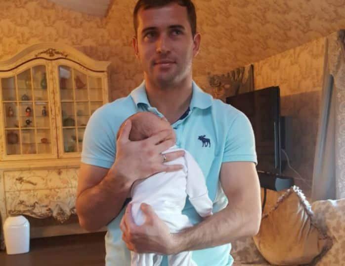 Сын Александра Кержакова – Артемий Кержаков фото