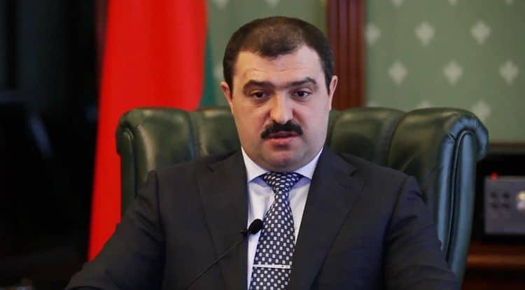 Сын Александра Лукашенко – Виктор фото