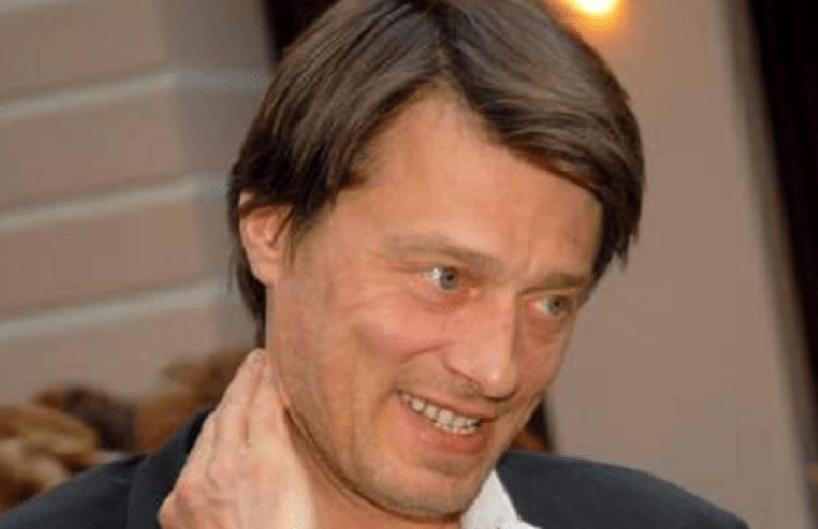 Сын Анатолия Лобоцкого – Станислав фото