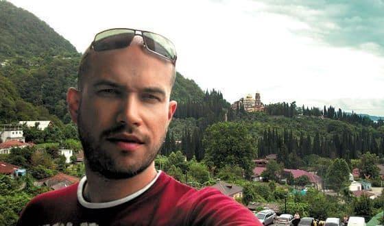 Сын Николая Расторгуева – Павел фото