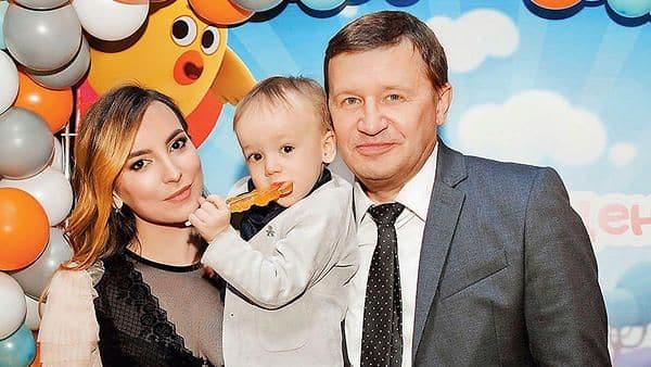 Сын Олега Фомина – Максим Фомин фото