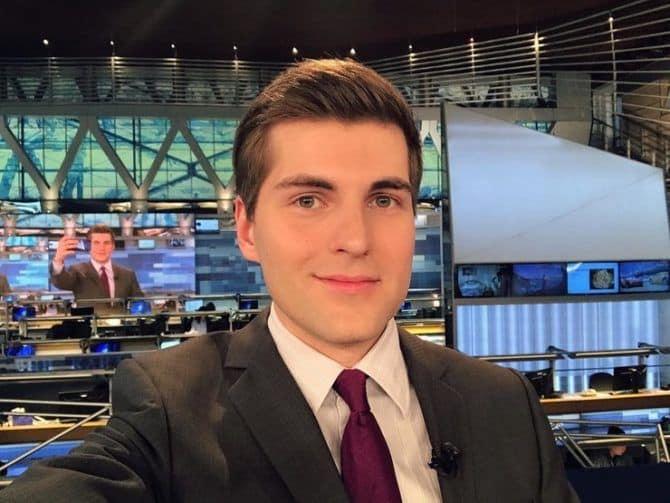Телеведущий «Пусть говорят» — Дмитрий Борисов фото