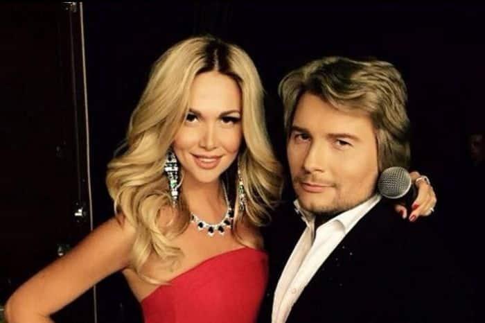 Виктория Лопырева и Николай Басков свадьба фото