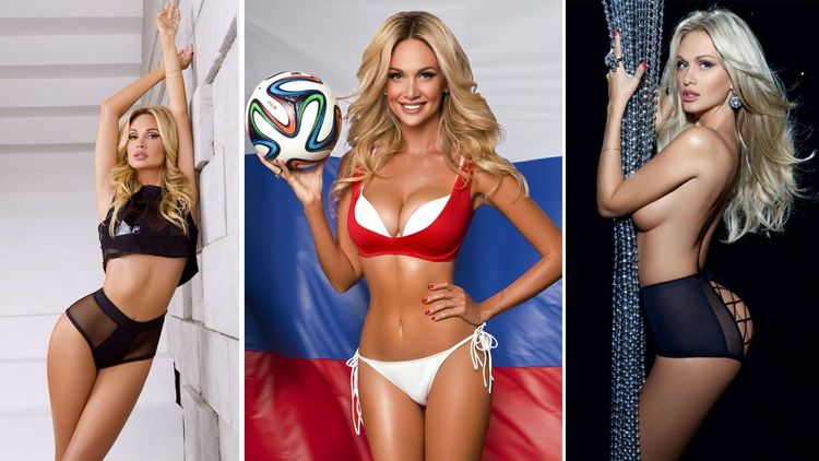 Виктория Лопырева в журнале «Максим» фото