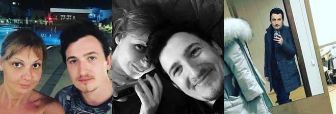 Влад Кадони и его девушка 2017. Он женился фото