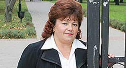 Жена Александра Лукашенко – Галина Лукашенко фото
