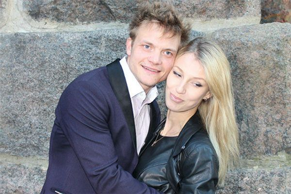 Жена Евгения Ткачука – Марта Ткачук фото