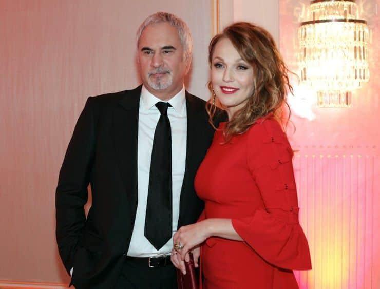 Альбина Джанабаева и Валерий Меладзе фото со свадьбы фото