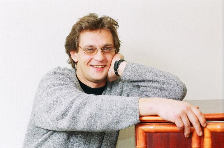 Биография Александр Домогарова фото
