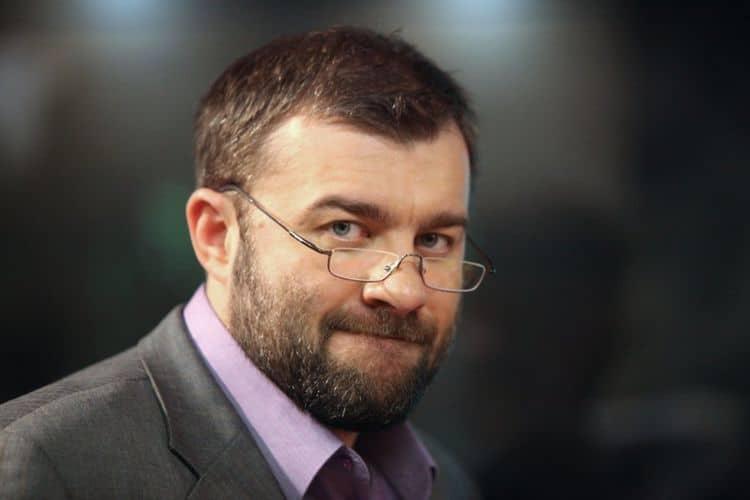 Биография Михаила Пореченкова фото