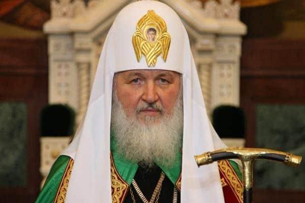 Биография Патриарха Кирилла фото
