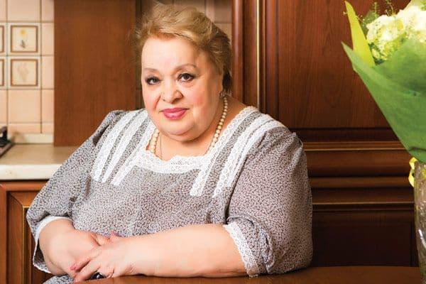 Биография и личная жизнь Натальи Крачковской фото