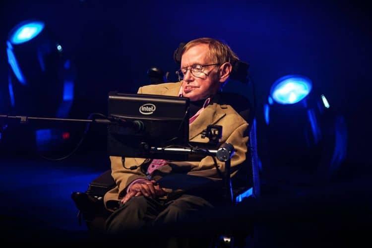 Биография и личная жизнь Стивена Хокинга фото
