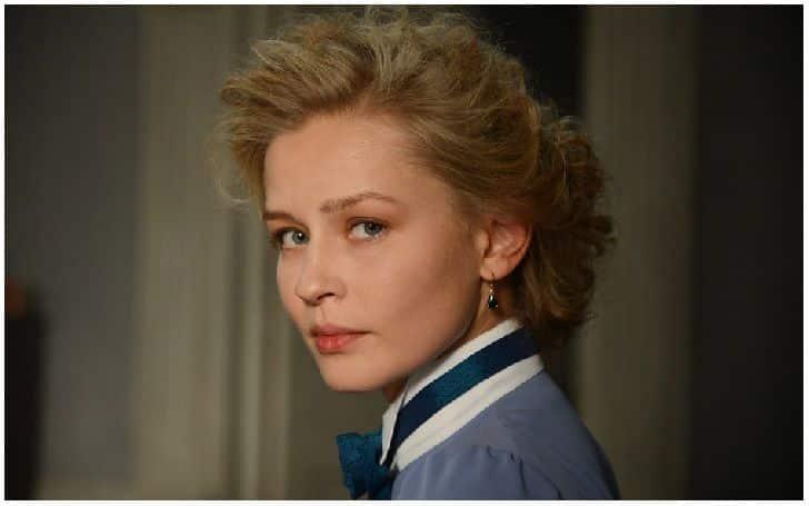 Биография и личная жизнь Юлии Пересильд фото