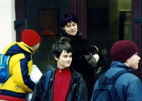 Бывшая жена Александра Домогарова – Ирина Гуненкова фото