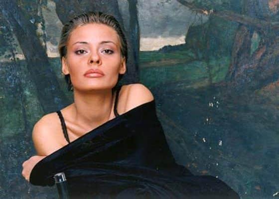 Бывшая жена Андрея Макаревича – Анна Рождественская фото