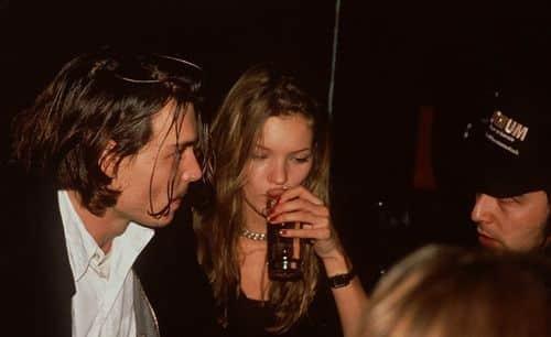 Бывшая жена Джонни Деппа – Кейт Мосс фото