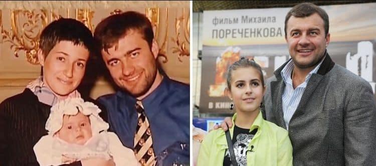 Бывшая жена Михаила Пореченкова – Екатерина Пореченкова фото