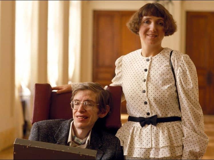 Бывшая жена Стивена Хокинга – Джейн Хокинг фото