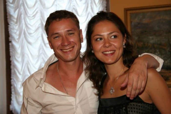 Бывший гражданский муж Елены Лядовой – Александр Яценко фото