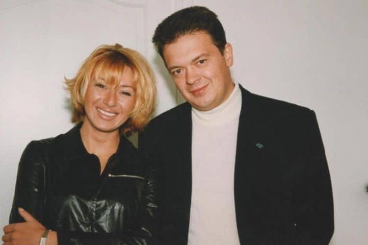 Бывший муж Алёны Апиной – Александр Иратов фото